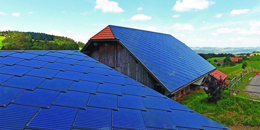 saint gobain se d veloppe dans le photovolta que ecosolaire. Black Bedroom Furniture Sets. Home Design Ideas