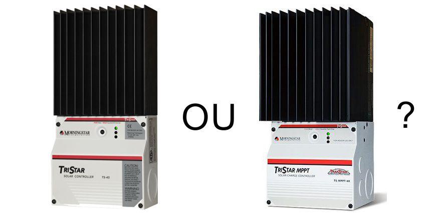 Régulateurs de charge solaire