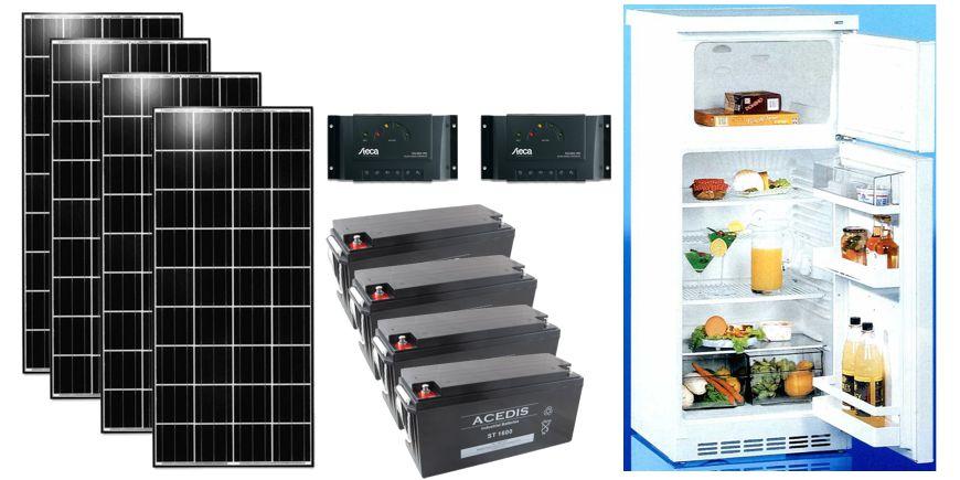 Système solaire congélateur pour le Bénin
