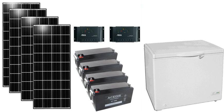 Système solaire conservateur pour le Bénin