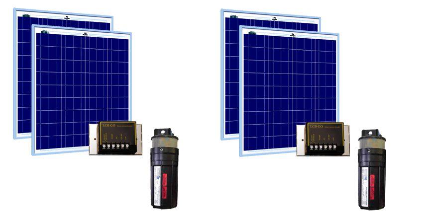 Système solaire de pompage Shurflo pour le Maroc